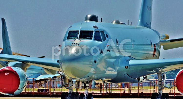 P-1の写真