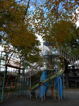 Autumnal leaves rocket 2
