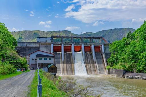 Takadomari Dam