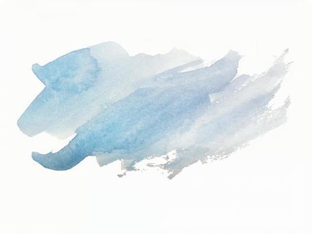 파란색과 회색 수채화 텍스처
