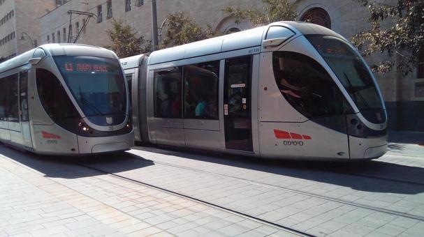 Jerusalem Tramway LRT