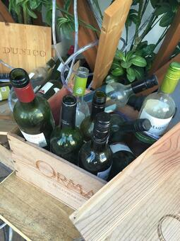 Alcohol / wine