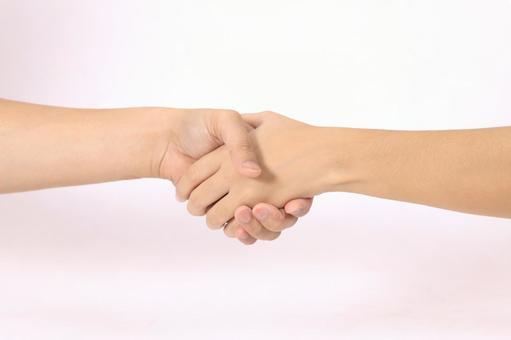 手部件(握手)6