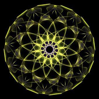 Fantasy geometry model twelve horns 20200601_008