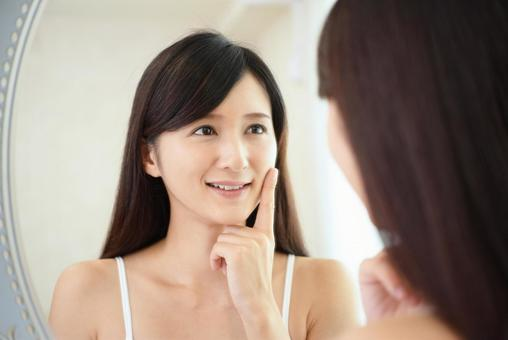 Women cosmetology skin care