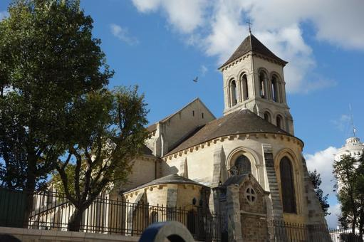 Church of Paris 2