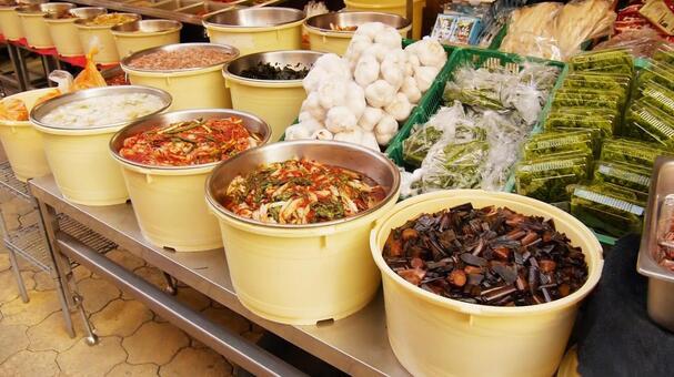 韓國料理小菜店2