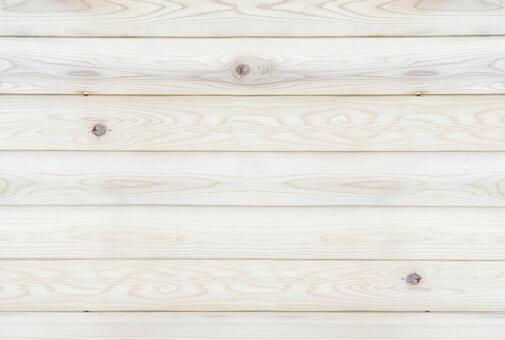 하얀 나무 벽 _ 배경 소재