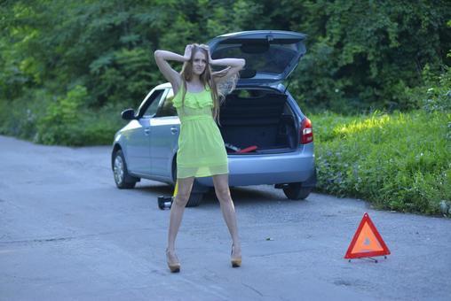 Failed cars and women 6