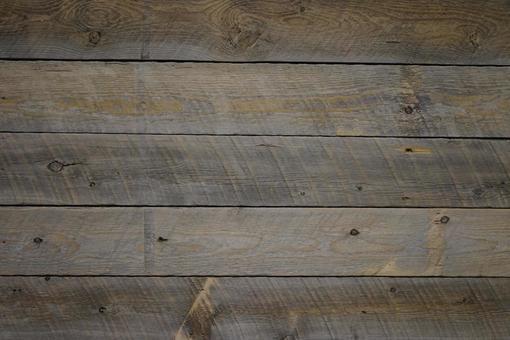 Wood grain wall