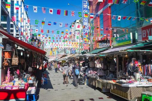 韓國首爾南大門市場