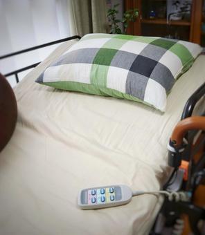 Nursing bed home care