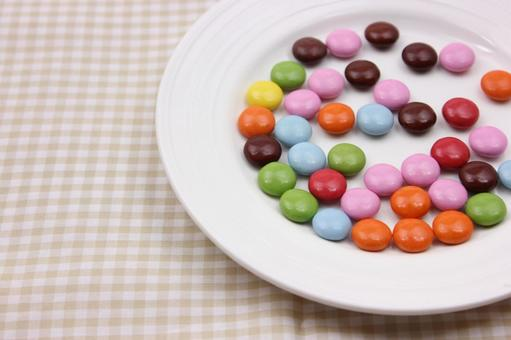 Colorful chocolate 4