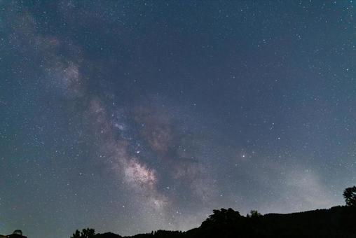 銀河系和天蠍座