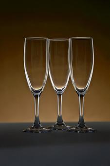 玻璃照片香槟酒杯茶背景