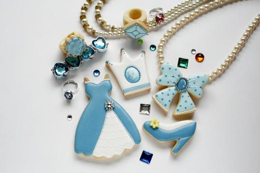 Icing Cookie (Princess)