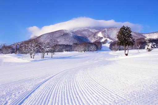 Kurohime Ski Area