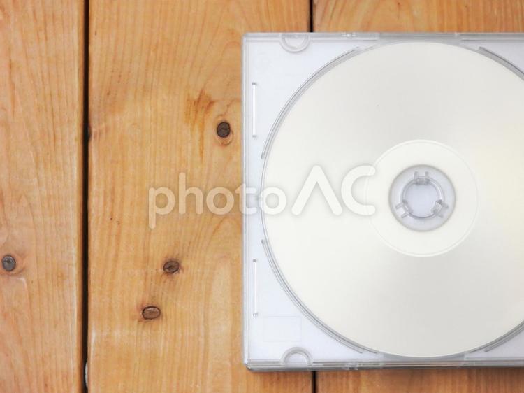 CDやdvdに音楽やデータをバックアップ。の写真