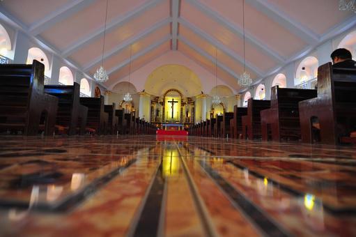 Lourdes Church 6