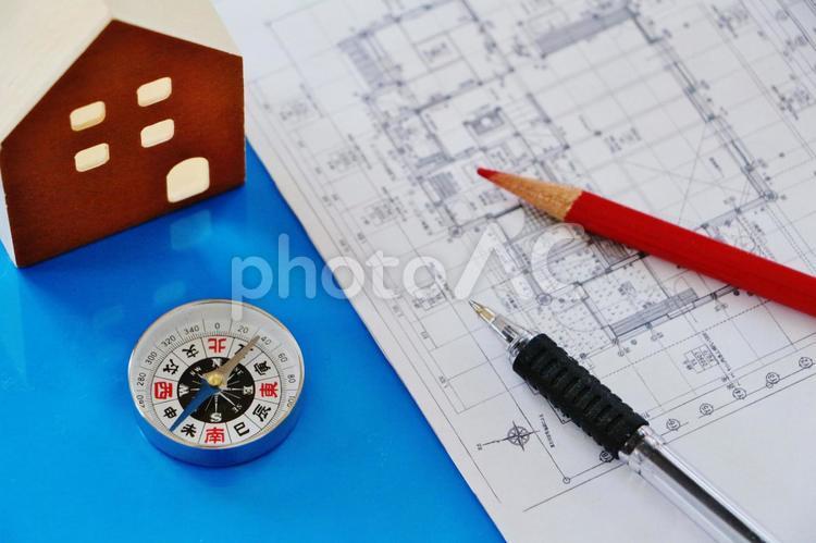 住宅設計イメージの写真