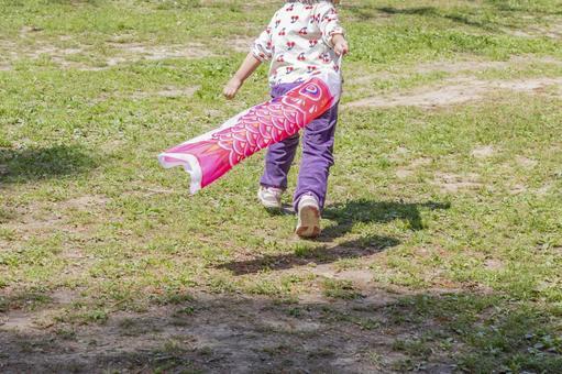 잉어가 달리는 유녀 4