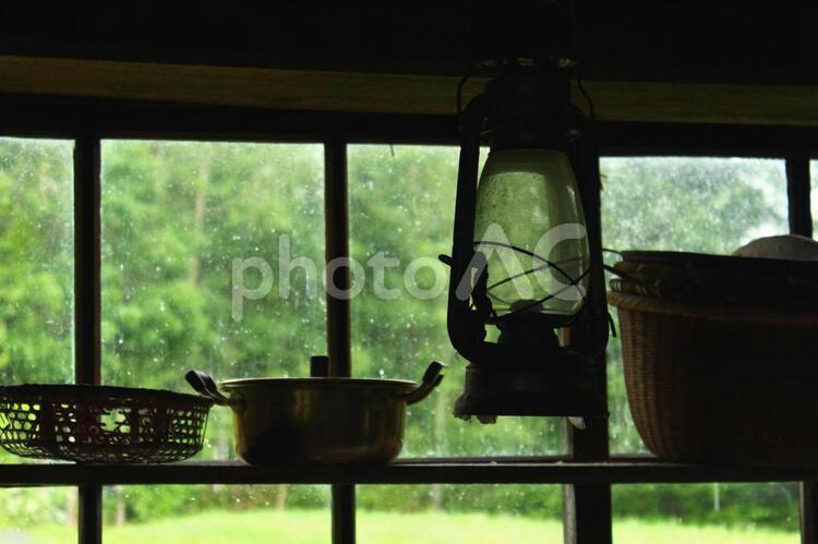 田舎暮らしの写真