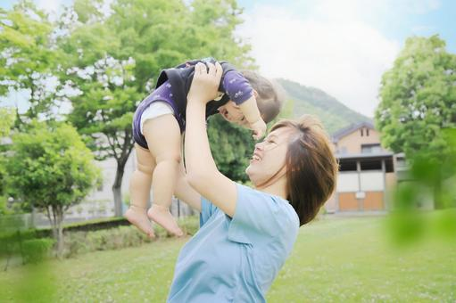 Parent-child holidays with a smile: Refreshing