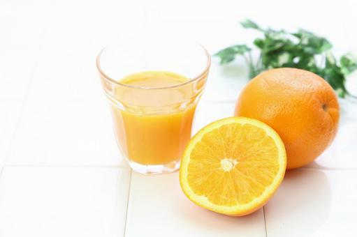 切橙子和橙汁2