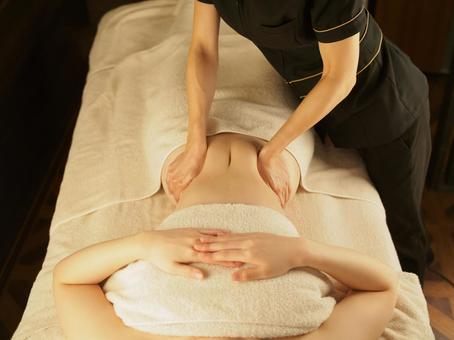 Beauty treatment, relaxation, aroma image