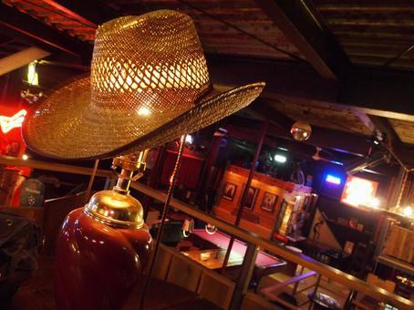 Ten Gallon Hat Stand