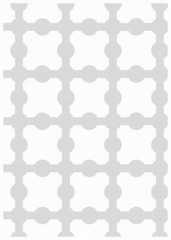 Texture crossed pattern of geometric pattern