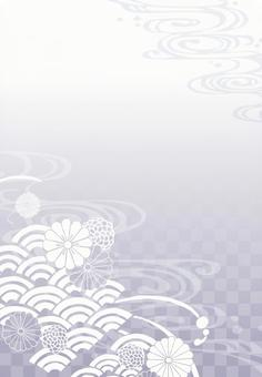 Background (and handle 1 縦 · purple)