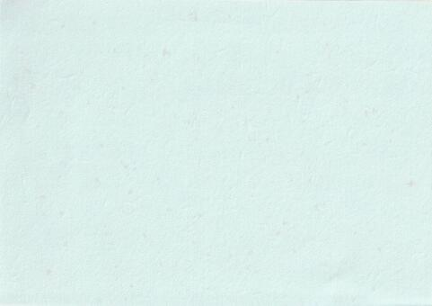 Light blue Japanese paper Gold / silver foil Back