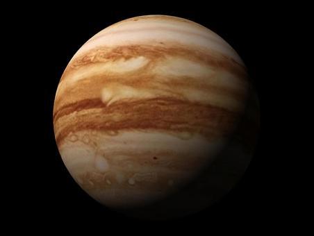 Jupiter (3DCG)