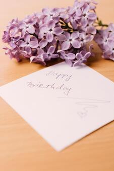 Add a card to your birthday gift 2