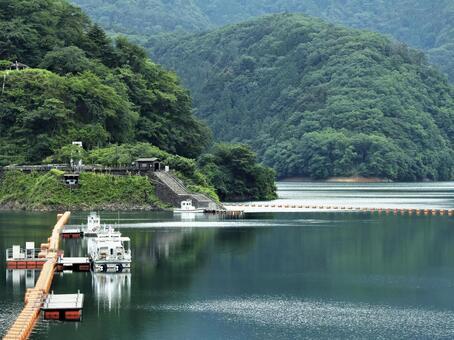 도쿄도 타마 · 小河内 댐