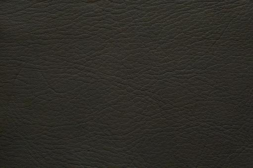 Black leather background material