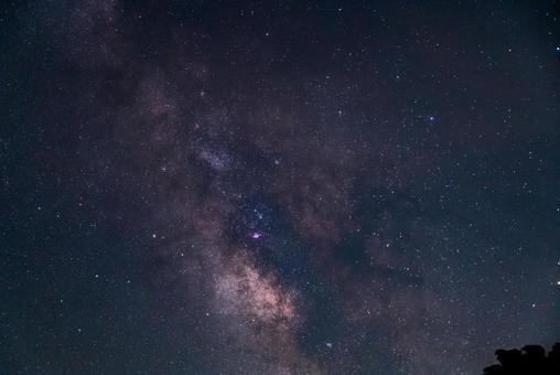 閃耀的銀河