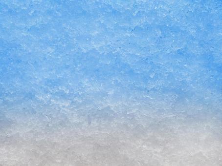 纹理[刨冰蓝色夏威夷]