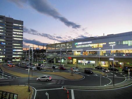 高崎站東口