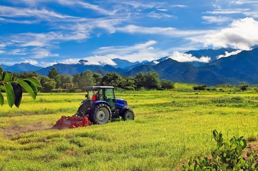 농업용 트랙터