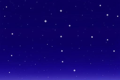 Texture starry sky