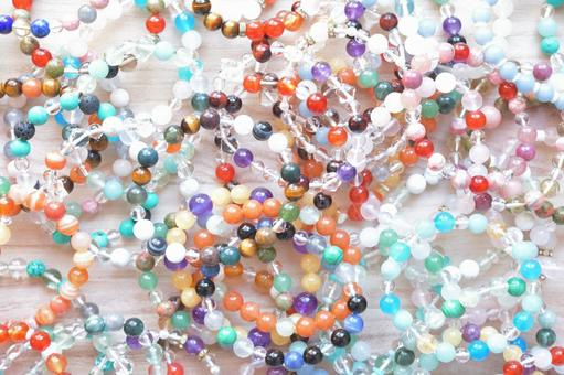 Many Types of Power Stone Bracelets