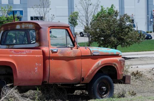 废弃的汽车2