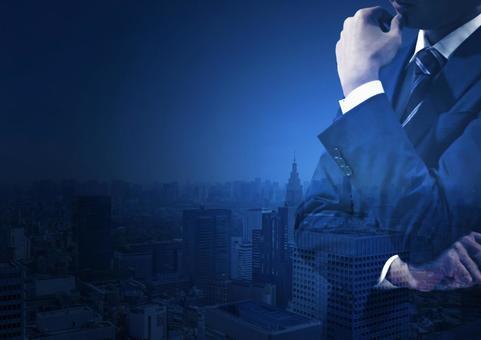 思維的商人和城市綜合