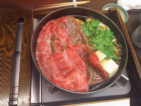 Beef pot
