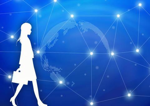 글로벌 인재 이미지