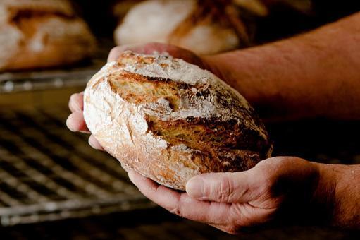 新鮮出爐的麵包9