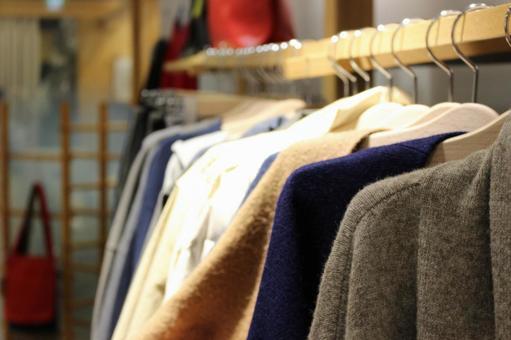Apparel display winter clothing 1