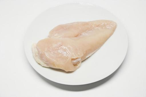 Chicken breast meat